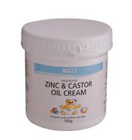 Bells Zinc and Caster Oil Cream 225g