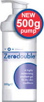 Zerodouble Gel 500g Pump Bottle