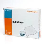 DuraFiber Highly Absorbent Gelling Fibre Dressing 10cm x 10cm (x10)
