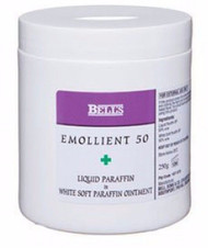 Bells  Emollient 50 - White soft paraffin / Liquid paraffin BP 500g