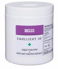 Bells  Emollient 50 - White soft paraffin / Liquid paraffin BP 500g