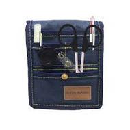 Elite Keens Nurses Organiser - Denim Jeans