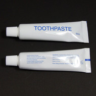 12 x 50ml Toothpaste tubes - Toothpaste tube suitable for travel, hotels and hospitality