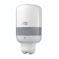 Tork Mini Liquid Soap Dispenser S2 White (Ref: 561000)