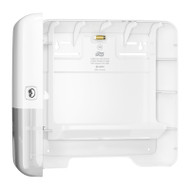 Tork Xpress Multifold Mini Hand Towel Dispenser - White (Ref: 552100)