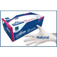 Premier Protector Latex Powdered Examination Gloves - Large (100)