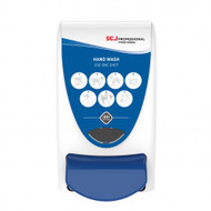 SCJ Professional DEB Hand Sanitiser Dispenser 1 Litre - White /Blue
