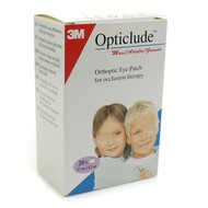Optilcude Orthoptic Eye Patch - Adult 5.7cm x 8.3cm (x 20)