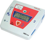 FRED Easy Defibrillator with ECG on-screen & Manual Override