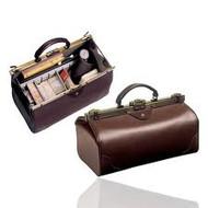 Bollmann Assista Case,  Leather
