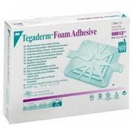 Tegaderm Adhesive Foam Dressing - Square - 14cm x 14cm (x5)