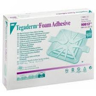 Tegaderm Adhesive Foam Dressing - HEEL - 14cm x 14cm (x5)