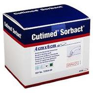 Cutimed Sorbact Swabs 4cm x 6cm (x5)