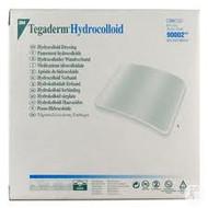 Tegaderm Hydrocolloid Dressing - SQUARE - 10cm x 10cm (x5)