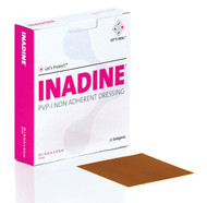 Inadine Dressings 9.5cm x 9.5cm (x10)