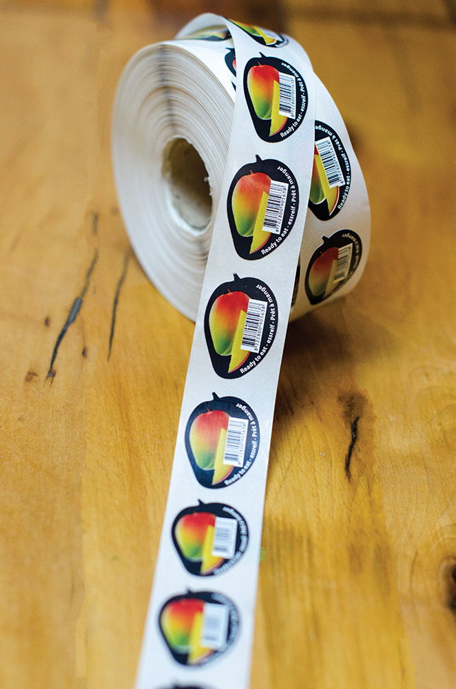 compostable produce stickers
