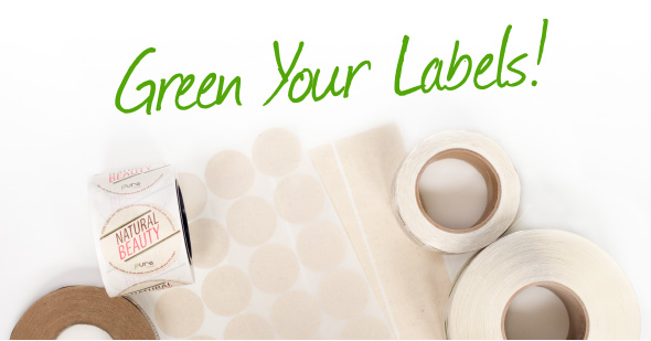 Ecofriendly Adhesive labels and stickers