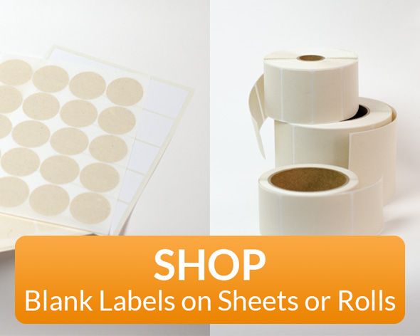 Printable Ecofriendly labels