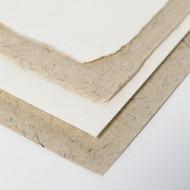 "8.5"" x 11"" Handmade Hemp Wildgrass Paper Variety Pack [8 Sheets]"