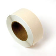 Long compostable blank labels 2x8
