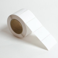 Compostable 3x2 Direct Thermal rectangle labels