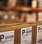 You can print postage labels with the Dymo LabelWriter 4XL Label Printer
