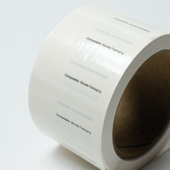 clear compostable tape