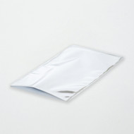 """6 x 9"""" BioFlex Poly Mailer Envelopes Shipping Bags, Water-resistant Postal Bags, Silver [100 bags]"""