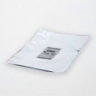 """14.5 x 19"""" BioFlex Poly Mailer Envelopes Shipping Bags, Water-resistant Postal Bags, Silver [100 bags]"""