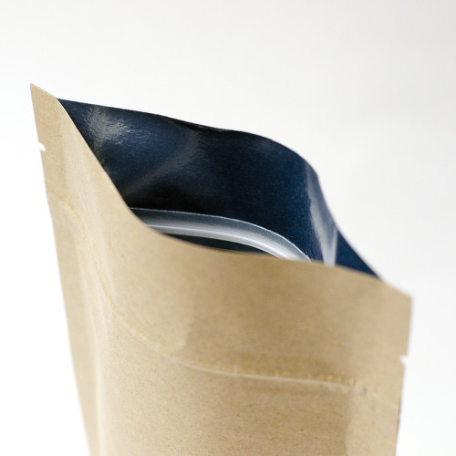 Compostable Pouch with Zipper