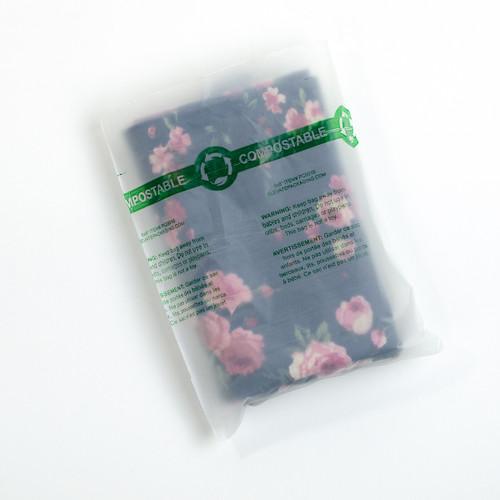 Compostable Poly Bag - 6 x 8