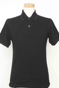 Original Twin Tipped Polo - Black / Black