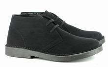 Vegetarian Shoes Vegan Bush Boot - Black
