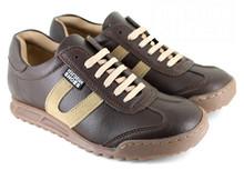 Vegetarian Shoes Vegan X Trainer - Brown