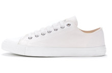 Classic Low Top - Just White