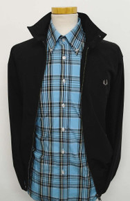 Original Harrington Jacket - Black / Cloudburst