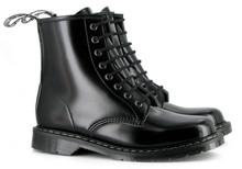 Vegetarian Shoes Vegan Boulder Boot Smooth Lite - Black