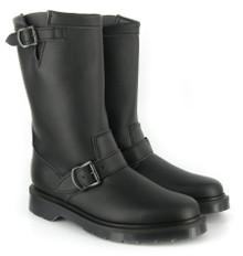 Engineer boot - Black