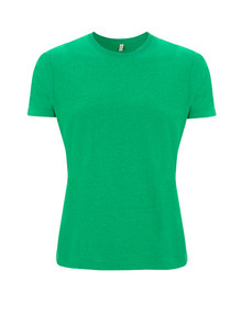 Recycled Classic Fit T - Melange Green