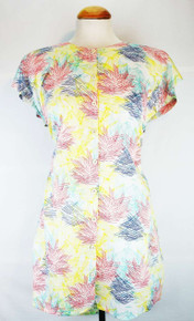 Poplin Tunic - Summer Flower