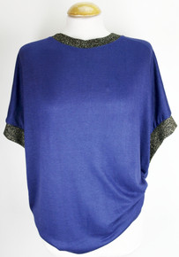 Oversized Top - Blue