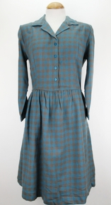 Sofia Dress - Flannel Check