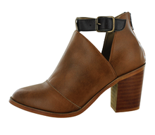 Carmen Boot - Brown