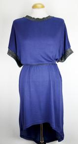 Oversize Tunic - Royal Blue