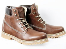 Dock Boot (Womens) - Chestnut