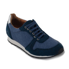 ReBottle Recycled Trainer - Navy / Blue