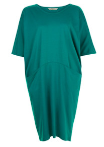 Pamela Dress - Emerald Green
