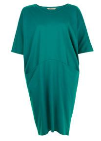Pamela Dress - Emerald Green