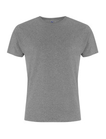Fairtrade Organic Cotton T - Melange Grey