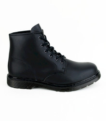 Workers Playtime Vaquita Vegan Boot - All Black Lined